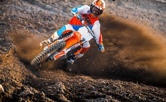 2018 KTM 250 SX-F in Grass Valley, California
