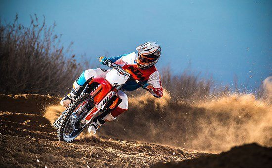 2018 KTM 250 SX-F in Olympia, Washington - Photo 7