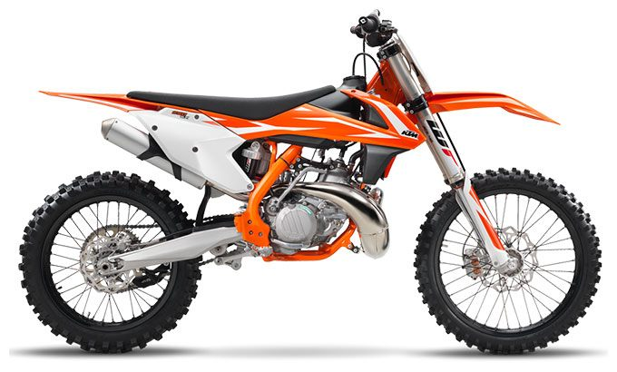 2018 KTM 250 SX in Johnstown, Pennsylvania