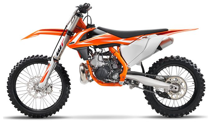 2018 KTM 250 SX in Dimondale, Michigan