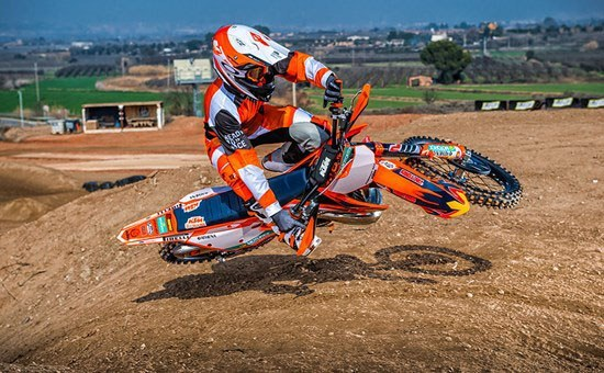 2018 KTM 250 SX in EL Cajon, California