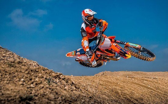 2018 KTM 250 SX in La Marque, Texas - Photo 6