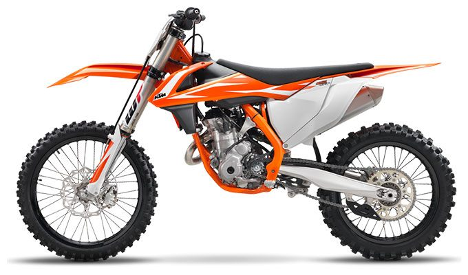 2018 KTM 350 SX-F in Johnson City, Tennessee