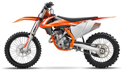 2018 KTM 350 SX-F in Northampton, Massachusetts