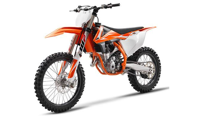 2018 KTM 350 SX-F in Olympia, Washington