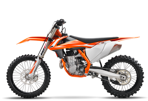2018 KTM 450 SX-F in Banning, California