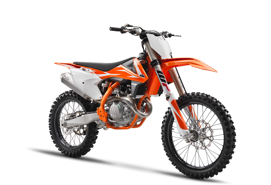 2018 KTM 450 SX-F in Kittanning, Pennsylvania