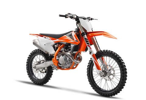 2018 KTM 450 SX-F in Colorado Springs, Colorado