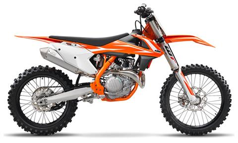 2018 KTM 450 SX-F in Grass Valley, California