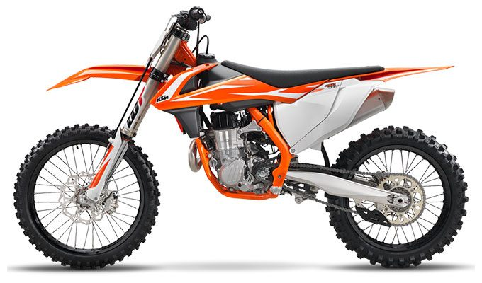 2018 KTM 450 SX-F in North Mankato, Minnesota