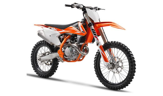 2018 KTM 450 SX-F in Wilkes Barre, Pennsylvania