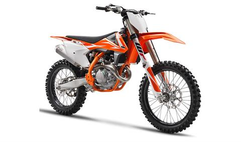 2018 KTM 450 SX-F in Northampton, Massachusetts
