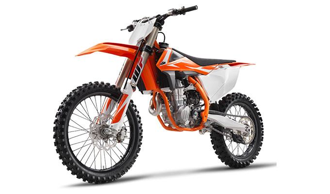 2018 KTM 450 SX-F in Costa Mesa, California - Photo 16