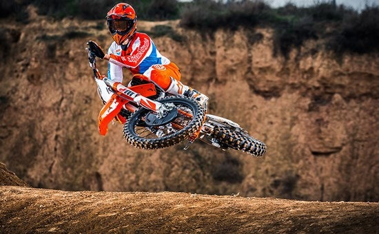2018 KTM 450 SX-F Factory Edition in La Marque, Texas - Photo 2