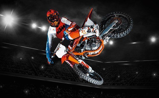 2018 KTM 450 SX-F Factory Edition in Chippewa Falls, Wisconsin