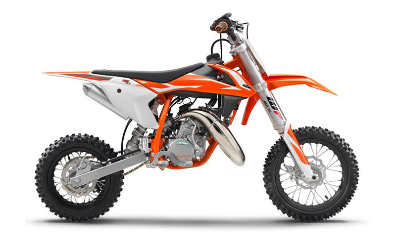2018 KTM 50 SX in Concord, New Hampshire