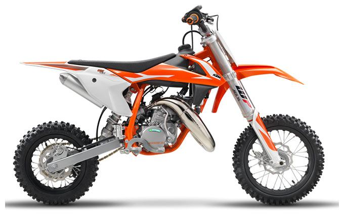 2018 KTM 50 SX in Northampton, Massachusetts