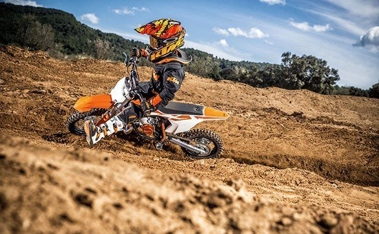 2018 KTM 50 SX in Olympia, Washington - Photo 2