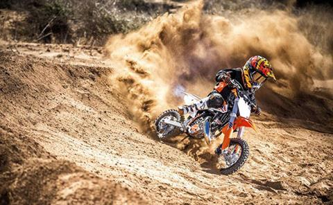 2018 KTM 50 SX in La Marque, Texas - Photo 5