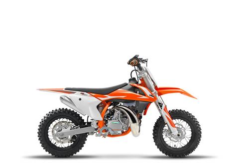 2018 KTM 50 SX Mini in Dimondale, Michigan