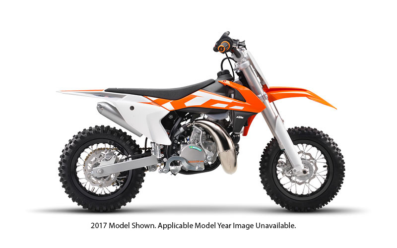 2018 KTM 50 SX Mini in Pompano Beach, Florida