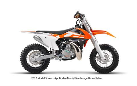 2018 KTM 50 SX Mini in Amarillo, Texas