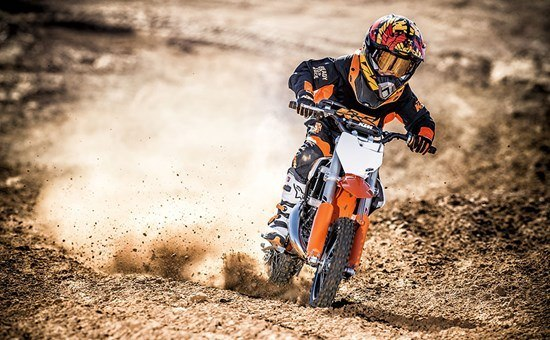 2018 KTM 50 SX Mini in Pendleton, New York