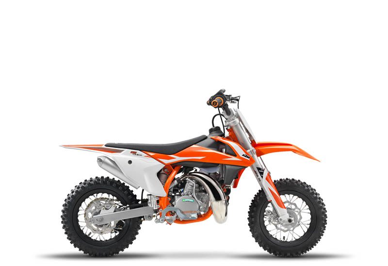 2018 KTM 50 SX Mini in Oxford, Maine