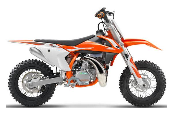 2018 KTM 50 SX Mini in Troy, New York
