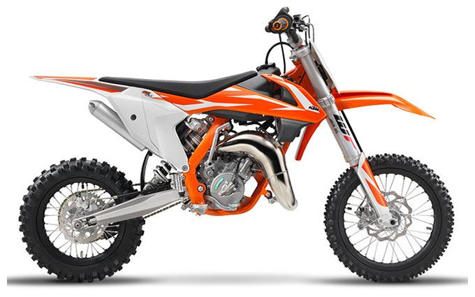 2018 KTM 65 SX in Deptford, New Jersey