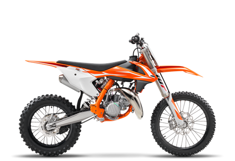 2018 KTM 85 SX 17/14 in Grimes, Iowa