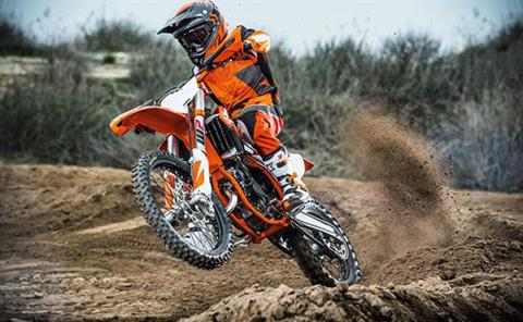 2018 KTM 85 SX 17/14 in Waynesburg, Pennsylvania