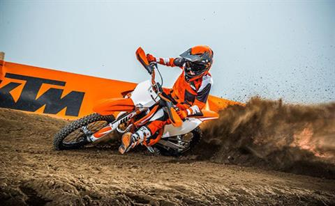 2018 KTM 85 SX 17/14 in Orange, California