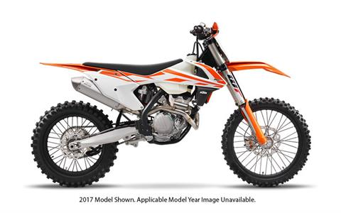 2018 KTM 250 XC-F in Deptford, New Jersey