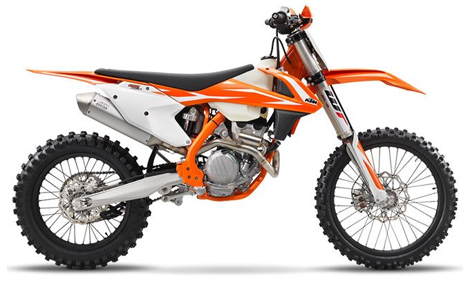 2018 KTM 250 XC-F in Grass Valley, California