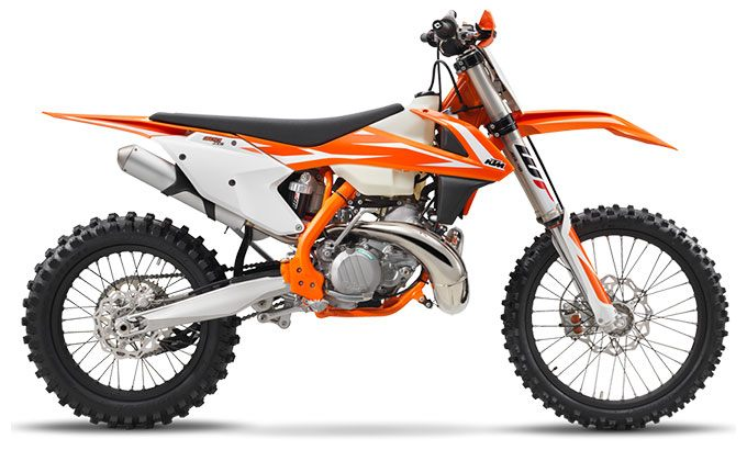 2018 KTM 300 XC in Orange, California