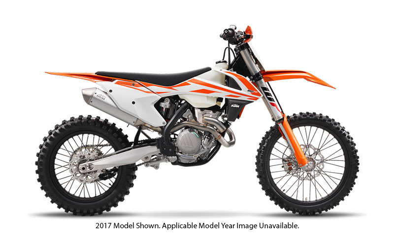 2018 KTM 350 XC-F in Greenwood Village, Colorado