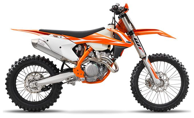 2018 KTM 350 XC-F in Johnson City, Tennessee