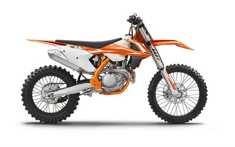 2018 KTM 450 XC-F in Wilkes Barre, Pennsylvania