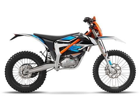 2018 KTM Freeride E-XC NG in Goleta, California