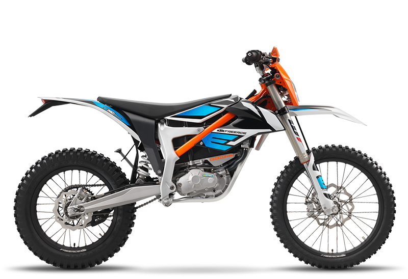 2018 KTM Freeride E-XC NG in Grass Valley, California
