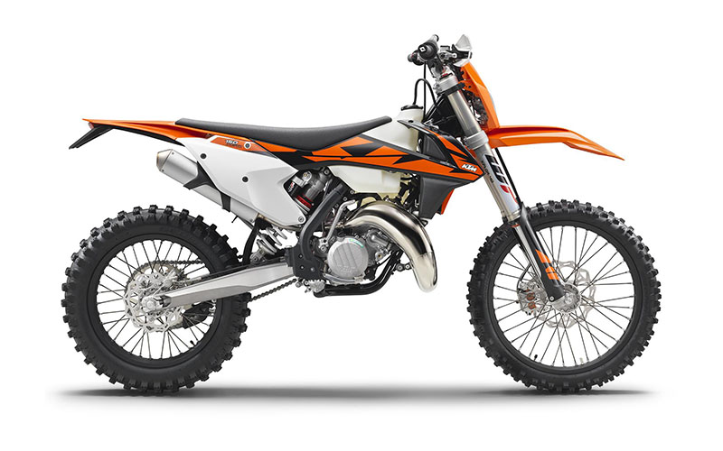 2018 KTM 150 XC-W in Kittanning, Pennsylvania
