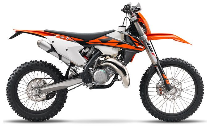 2018 KTM 150 XC-W in Chippewa Falls, Wisconsin
