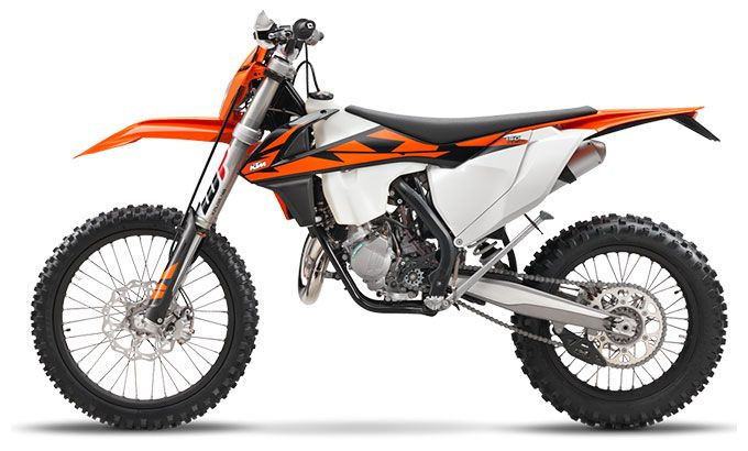 2018 KTM 150 XC-W in Concord, New Hampshire