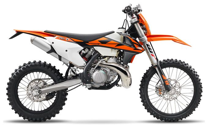 2018 KTM 250 XC-W in Chippewa Falls, Wisconsin