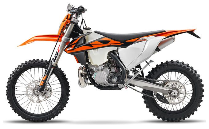2018 KTM 250 XC-W in Orange, California