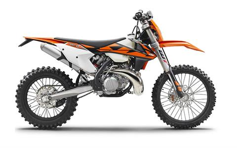 2018 KTM 250 XC-W TPI in Port Angeles, Washington