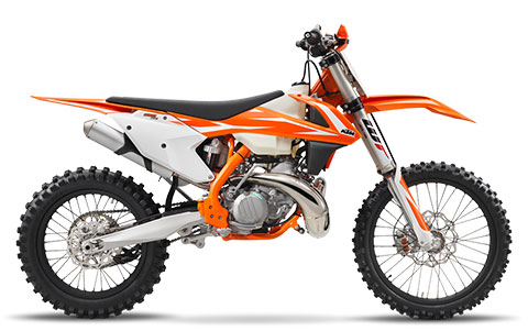 2018 KTM 250 XC in Waynesburg, Pennsylvania