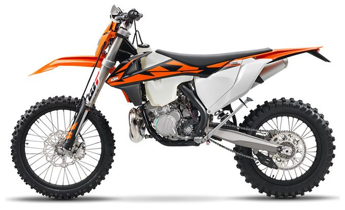 2018 KTM 300 XC-W in Orange, California
