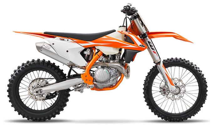 2018 KTM 450 XC-F in Olympia, Washington - Photo 1
